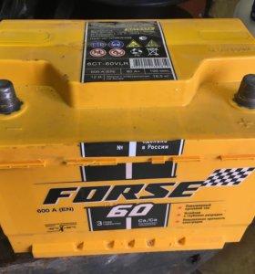 Аккумулятор Force 6CT-60VLR