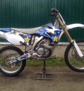 Продам Yamaha yz250f 2008