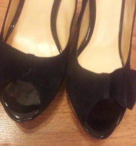 Туфли новые женские ModaDonna