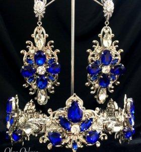 Тиара в стиле Dolce Gabbana