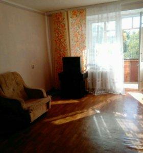 Квартира, 1 комната, 34.5 м²