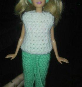 Вяжу куклам на заказ. Недорого.