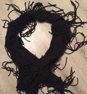 Модный шарфик из х/б