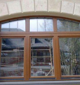 Пластиковые окна Rehau