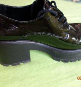 туфли на платворме