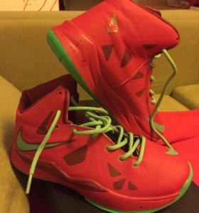 Баскетбольные кроссовки Lebron 10( новые)