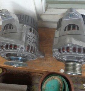 Генератор на Газель-бизнес 402 мотор УМЗ