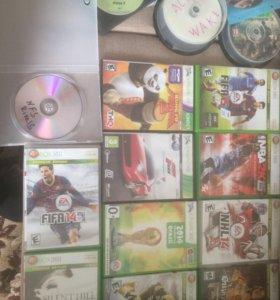 Диски для Xbox 360(прошивка 3.0)
