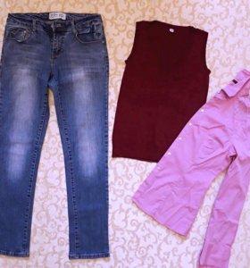 👚Пакет одежды (рубашка, блузка, джинсы)