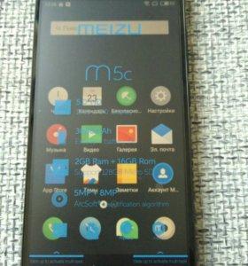 Смартфон meizu m5c