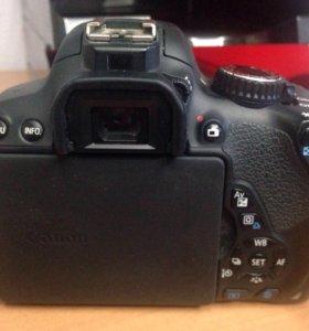 Фотоаппарат Canon 650 D боди