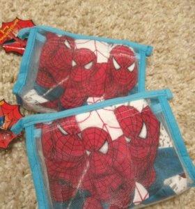 Новый набор трусов Человек-паук