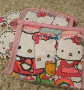 Набор трусиков Hello Kitty