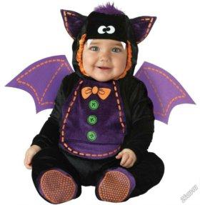 Карнавальный костюм летучий мышонок