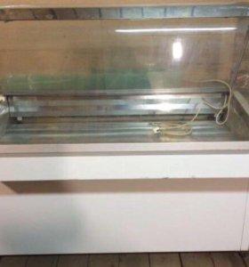 Витрина холодильная торговая