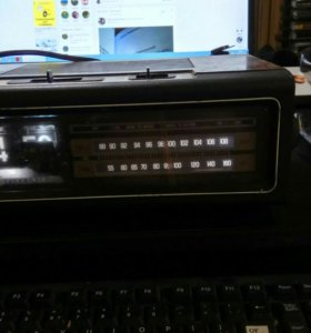 Старый Радио будильник