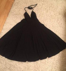 Платье коктельное для модниц размер