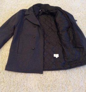 Пальто новое мужское