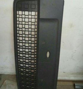 Нижняя решетка радиатора форд фьюжен