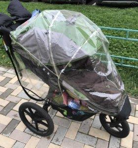 Дождевик на коляску Baby jogger