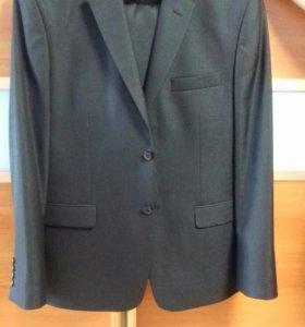 Костюм пиджак+брюки 50 размер