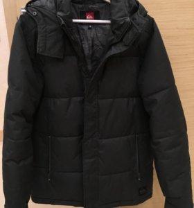 Quicksilver куртка зимняя на 16 лет