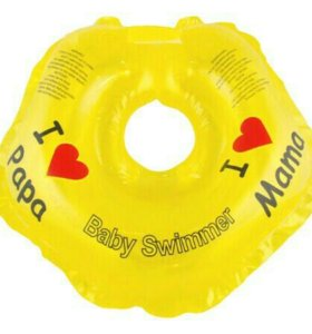 Круг на шею для плавания