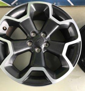 Оригинальные диски Subaru XV
