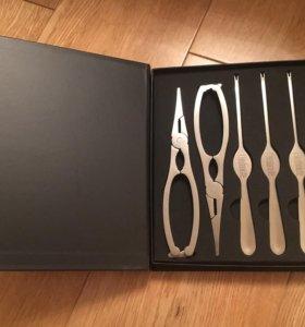 Новый набор для разделки морепродуктов l'Hedoniste