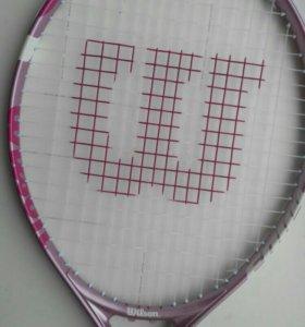 Теннисная ракетка Wilson® детская