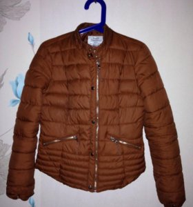 Куртка осень-весна, тёплая зима
