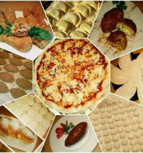 Банкетные блюда к праздничному столу:салаты,закус