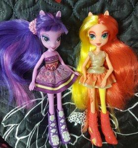 Куклы Эквестрия гёрлз