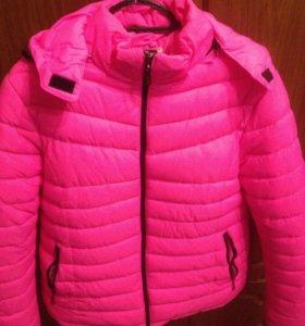 Новая зимняя куртка,48-50(XL)