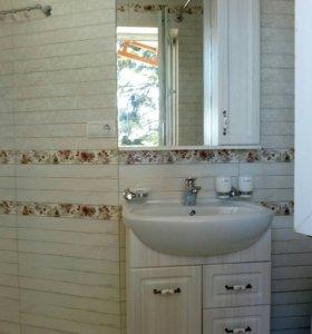 Реконструкция ванных комнат.