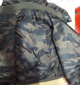 Куртка детская 4-5 лет