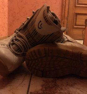 Ботинки для сноуборда legend
