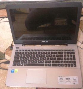Игровой ноутбук X555L, i3, GF 820M, 4 GB, 500,торг