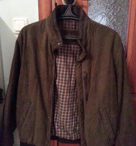 Кожанная куртка Reiher Leatherwear