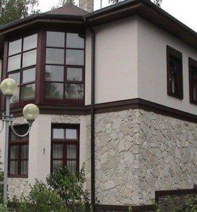 Утепление фасадов и их отделка
