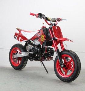 Пит-байк FMC 160 red deavil