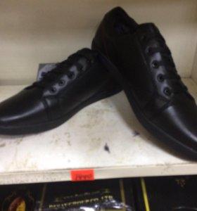 Поло ботинки новые