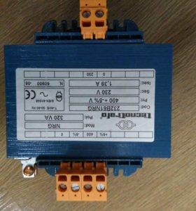Трансформатор разделительный 400/230 В, 320 ва