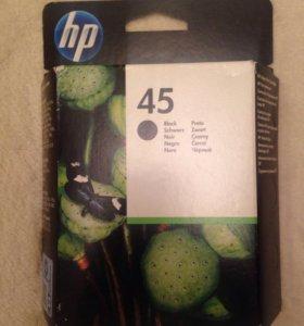 Струйный картридж HP45