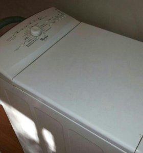 Стиральная машинка Whirlpool с вертик.загрузкой