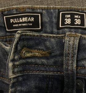 Джинсы pull&bear