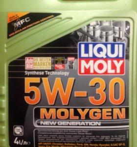 Масло моторное lm molygen 5w30