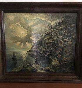 """Картина """"Вознесение Христово"""""""