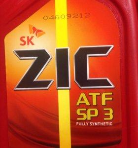 Жидкость Zic ATF SP-3