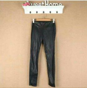 Кожаные штаны новые